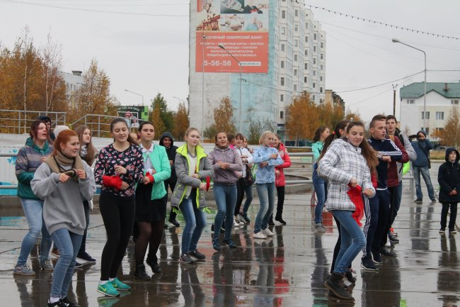 ОНД (по г. Радужный) 25 лет МЧС