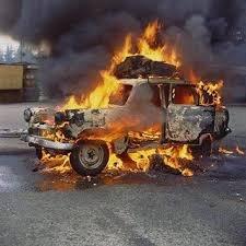 Обстановка с пожарами, сложившаяся на территории г. Радужный в период с 1 по 10 января 2016 года.