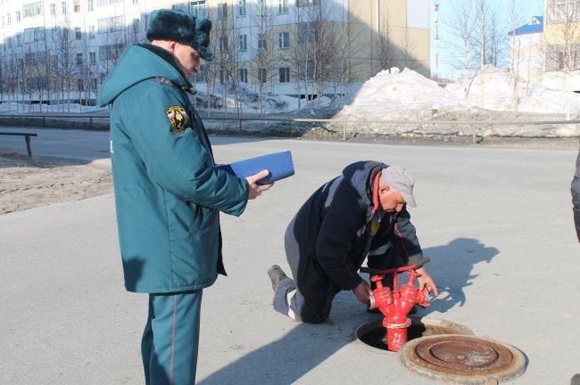 ОНДиПР (по г. Радужному) Операция «Водоисточник» проходит в Радужном.