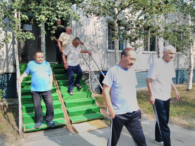 ОНДиПР (по г. Радужному) Профилактическое мероприятие в БУ КЦСОН «Надежда»