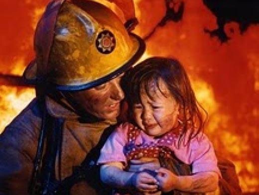 В Радужном с 20.12.2016 по 09.01.2017 года введен особый противопожарный режим