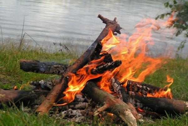Информация для граждан. Требования пожарной безопасности и ответственность при разведении огня в лесах.
