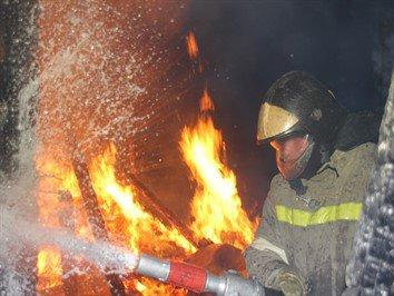 Пожар 10 сентября 2017 года в СОТ «Буровик».