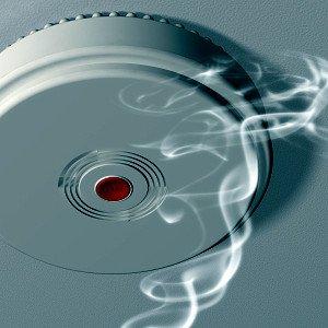 Алгоритм действий населения при обнаружении сигналов автономных пожарных извещателей