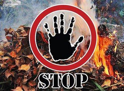 С 9 октября в Радужном будет введен особый противопожарный режим.