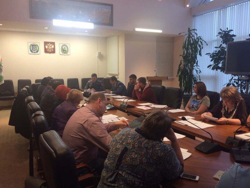 О проведении встречи с представителями бизнес-сообщества города в рамках реализации проекта «Я – компетентный предприниматель»