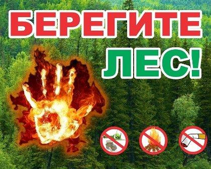 Пожароопасный сезон 2019 года на территории Ханты-Мансийского автономного округа – Югры установлен с 26 апреля!