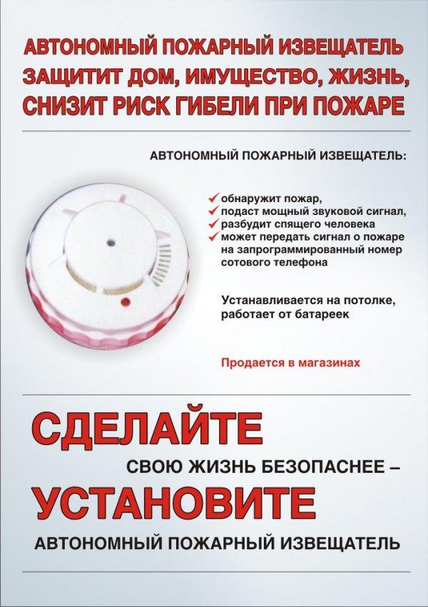 Пожарный извещатель - эффективный прибор для предупреждения и обнаружения возгораний.