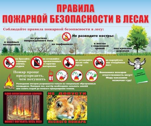 Подготовка к летнему пожароопасному периоду 2021 года